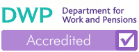 DWP accredited supplier