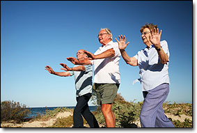 tai chi for rehab
